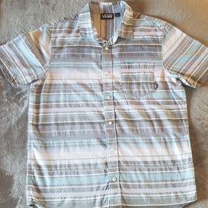 Van's Casual Shirt  - Mens